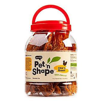Pet 'n Shape Chik 'n Breast Dog Treats - 32 oz