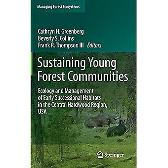 Sustaining Young Forest Communities: Ecology and Management of early successional habitats in the central hardwood region, USA