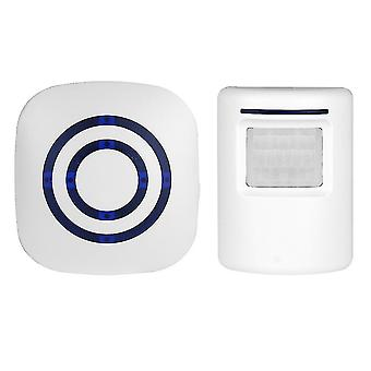 Door bells chimes infrared sensor 38 ring doorbell plug and play doorbell infrared sensor welcome wireless sensor