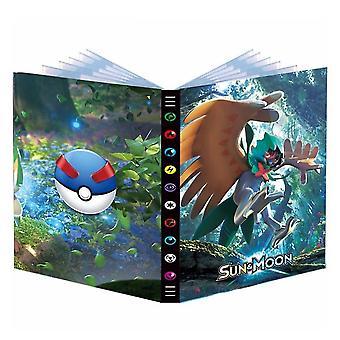 240 Pokemon Card Collection Booklet + 100pcs Seltene Pokemon Karten