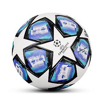 profesjonell sport termisk bonding trening ball, den nyeste stilen av fotball, myk og slitesterk, behagelig å ta på