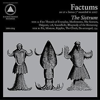 Factums - Sistrum [Vinyl] USA import