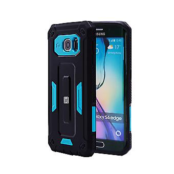 32nd Hard Defender case for Samsung Galaxy S6 Edge (SM-G925) - Deep Blue