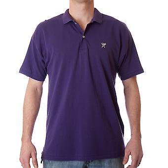 Dethrone Ready Polo Shirt - Purple
