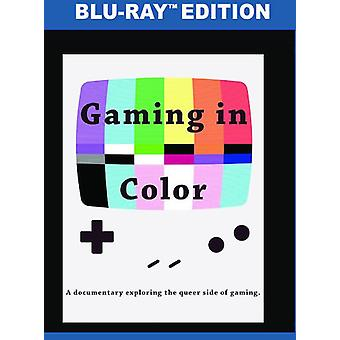 Gaming in Color [Blu-ray] USA import