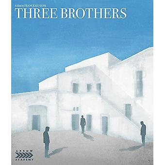 3 つの兄弟 [ブルーレイ] USA 輸入