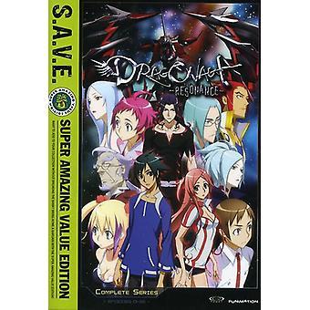 Dragonaut-resonancia: Serie S a E V [DVD] USA importar