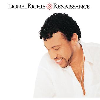Lionel Richie - importation USA Renaissance [CD]