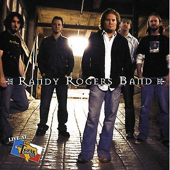 Randy Rogers - Live at Billy Bob's Texas [CD] USA import