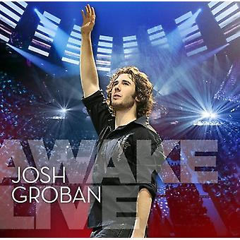 Josh Groban - Awake Live [CD] USA import
