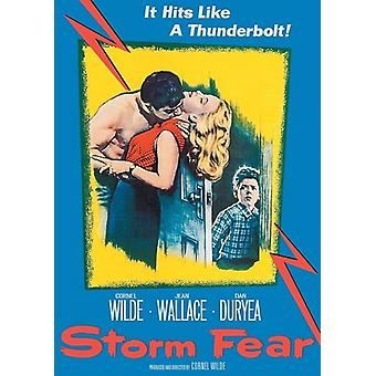 Storm Fear [DVD] USA import