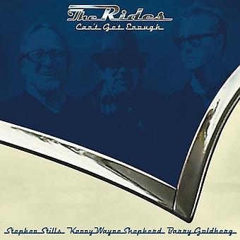 Rides - Can't Get Enough [CD] USA import