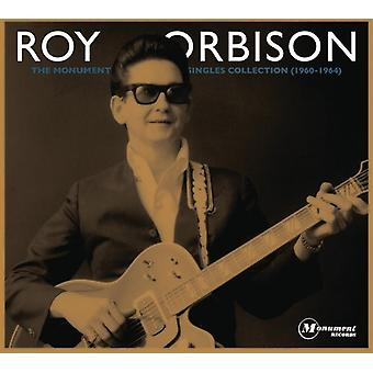 Roy Orbison - Monument Singles Collection (2CD/DVD) [CD] USA import