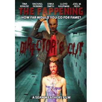 Fappening the [DVD] USA import