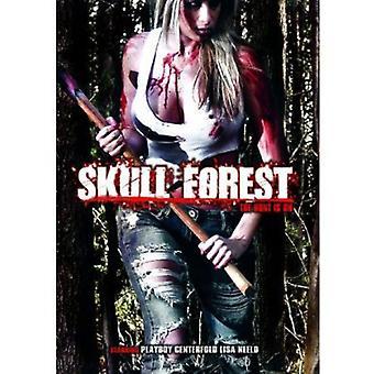 Skull Forest [DVD] USA import