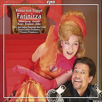 F.Von Suppe - Franz Von Supp: Importación de Estados Unidos Fatinitza [CD]