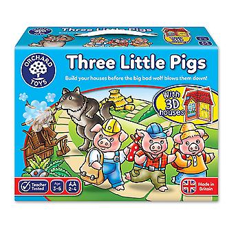 Orchard tre små grise