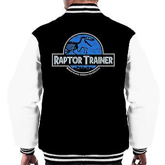 Raptor Trainer Jurassic World mannen Varsity Jacket