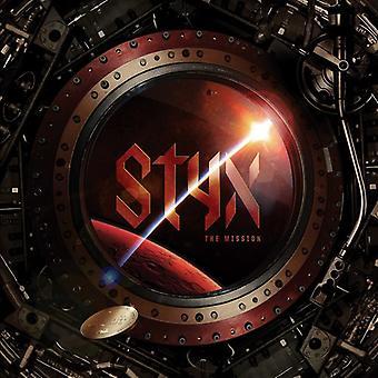 Styx - importation USA Mission [Vinyl]