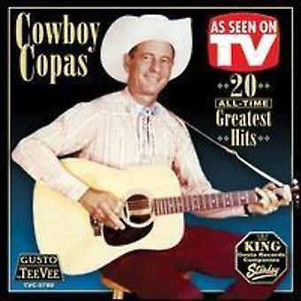 Copas Cowboy - 20 All-Time Greatest Hits [CD] USA import