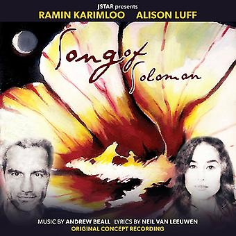 Various Artist - Song of Solomon (Original Concept Recording) [CD] USA import