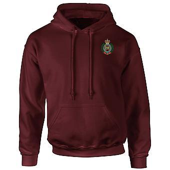 Royal Engineers RE Sapper gesticktes Logo - offizielle britische Armee Hoodie