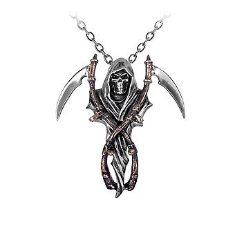 Alchemy Pewter Pendant Reaper s Arms