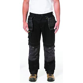 CAT Workwear Mens H2O Defender Reflective Durable Work Trousers Pants