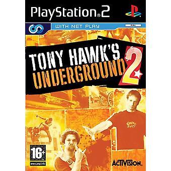 Tony Hawks Underground 2 (PS2) - Ny fabrik förseglad