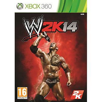 WWE 2K14 (Xbox 360) - Som ny
