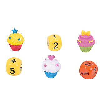 ZooBooKoo Cup Cake Dice High Score Game  Level 2  Mental Mathematics Games