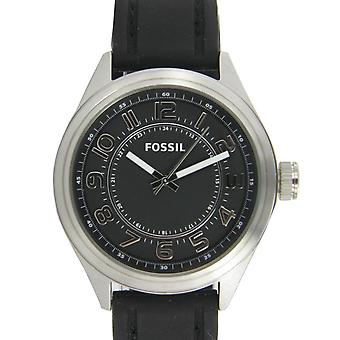 Homme fossile montre de silicone de montre de poignet BQ1045