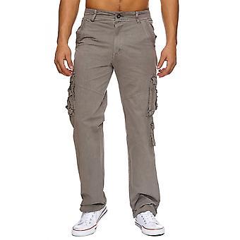 Мужские брюки рабочие Vintage U. S. Рейнджер поле брюки работы сумки кнопки сверху