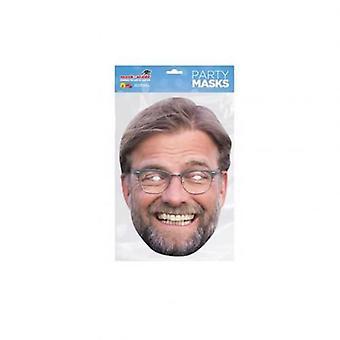 Jurgen Klopp maschera