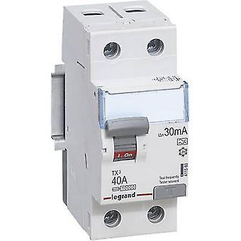 Legrand 411560 RCCB 40 A 0.03 A 230 V