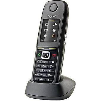 جيجاسيت R650H برو دكت الهاتف الأسود