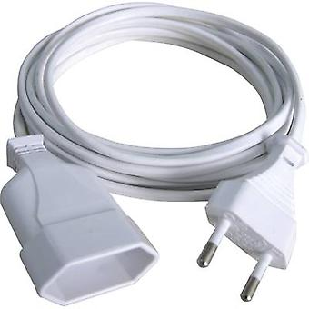 GAO 145601098 Current Cable extension White 2.00 m