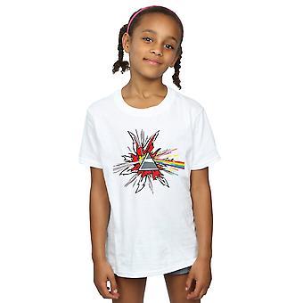Pink Floyd девушки поп-арт Призма футболку