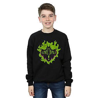 Disney Boys The Descendants Maleficent Long Live Sweatshirt