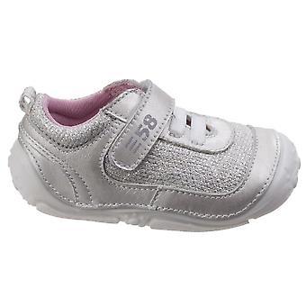 Hush szczenięta dla dzieci/dziewczyny Livvy dotykowy mocujących skórzane buty