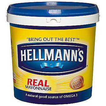 Hellmann's Professional Real Mayonnaise Tub