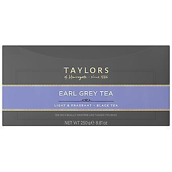 Taylors Of Harrogate Earl Grey Enveloped Tea Bags