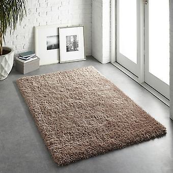 Alfombras Chicago Latte rectángulo alfombras llano casi llanos