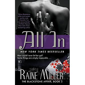 All in - l'affaire Blackstone - livre 2 de Raine Miller - 9781476735276
