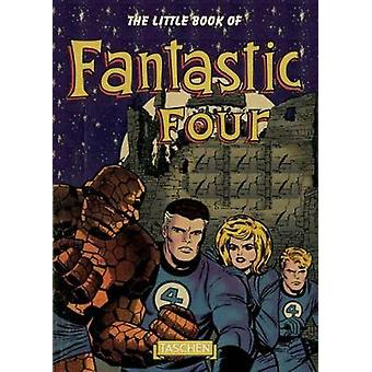 The Little Book of Fantastic Four by Roy Thomas - 9783836567824 Book