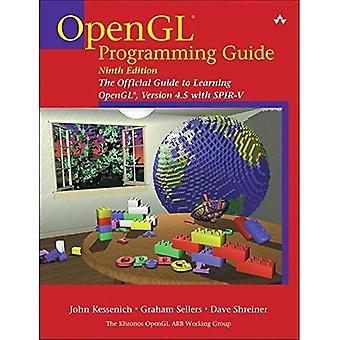 OpenGL Programming Guide: The�Official Guide to Learning�OpenGL, Version 4.5 with�Spir-V