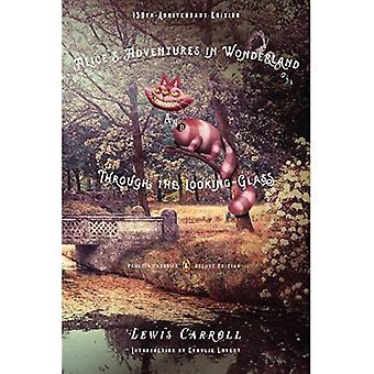 Alice's Adventures in Wonderland og gennem spejlet (Penguin Classics Deluxe udgaver)