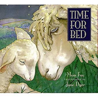 Tiempo para la cama