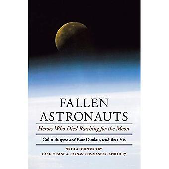 Gefallenen Astronauten: Die gefallenen für den Mond erreichen Helden