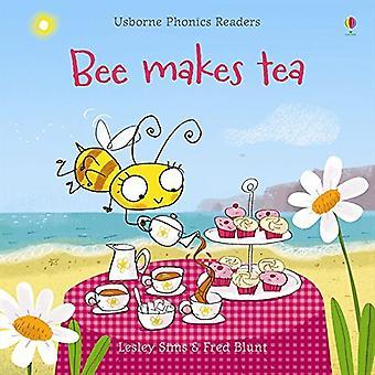 Bee maakt thee (Usborne Phonics lezers)